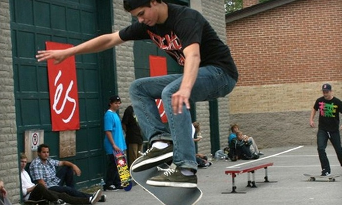 Dogbowl Board Company - Northwood: Skate, Wake, and Snow Products and Services at Dogbowl Board Company in Oshawa. Three Options Available.