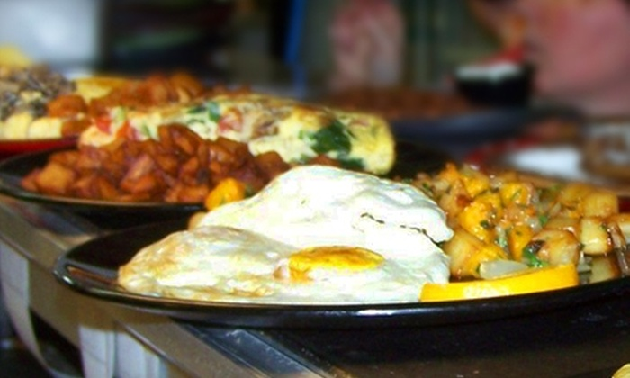 Square Café - Swissvale: $10 for $20 Worth of Innovative Brunch and Lunch Fare and Drinks at Square Café