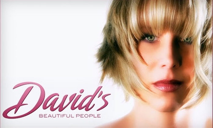 David's Beautiful People - North Bethesda: $80 for a Brazilian Express Blowout at David's Beautiful People ($160 Value)