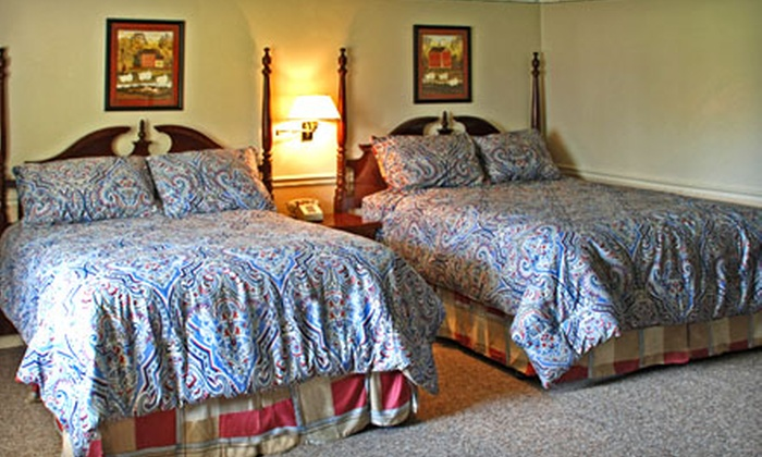 The Beacon Resort - Lincoln: Two-Night Stay for Two at Beacon Resort in Lincoln (Up to 66% Off)