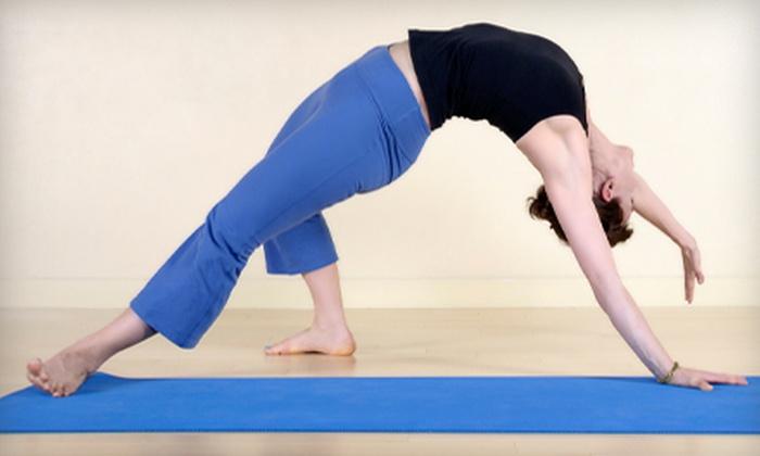 Liv Yoga Bellevue - Bellevue: $40 for 10-Class Punch Card at Liv Yoga Bellevue ($100 Value)