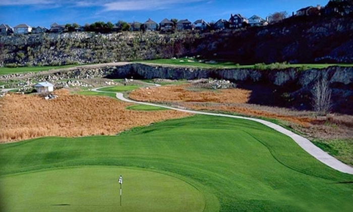 The Quarry Golf Club - Uptown Broadway: $99 for a One-Year Player's Club Membership and One Round of Golf at The Quarry Golf Club (Up to $248 Value)