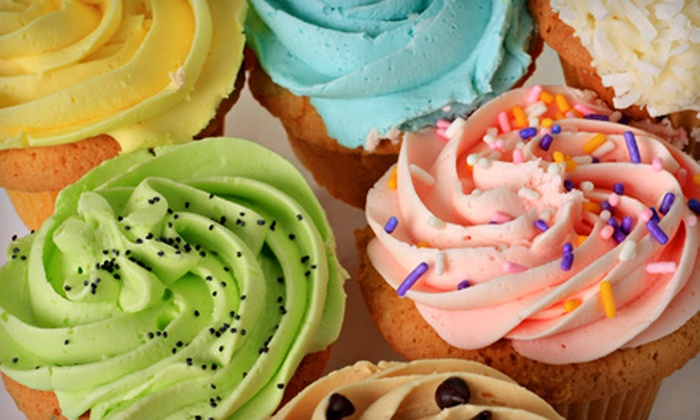 Main Street Bakery and Gift Shop - North Columbia: One Dozen Cupcakes or Two Dozen Cookies at Main Street Bakery and Gift Shop (Up to 53% Off)