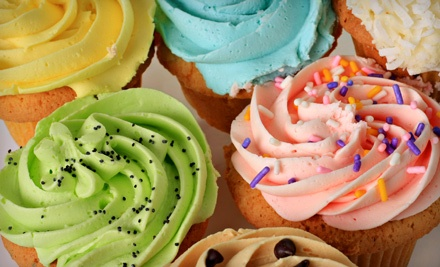 1 Dozen Cupcakes (a $15 value) - Main Street Bakery and Gift Shop in Columbia
