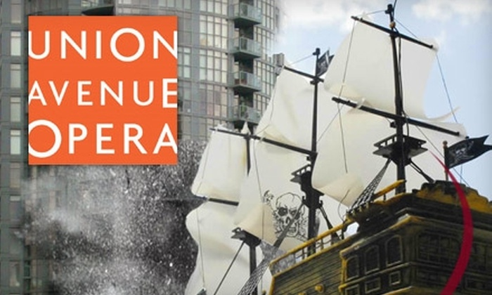 """Union Avenue Opera - Visitation Park: $15 for One Ticket to the Union Avenue Opera's Production of """"Pirates of Penzance"""" ($32 Value). Five Dates Available."""