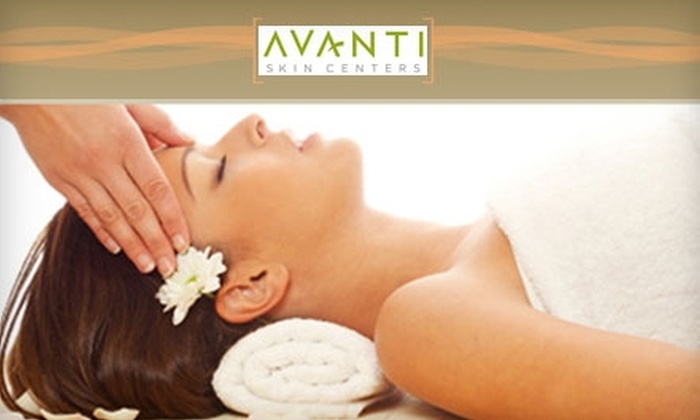 Avanti Skin Center of Collierville - Collierville: $125 for a Consultation, Customized Medical Microdermabrasion & Deep Pore Cleansing Treatment at Avanti Skin Center of Collierville (Up to $450 Value)