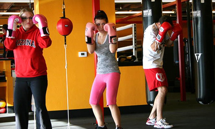 Boxing Inc. - Kingston Knolls Terrace: $32 for Five Drop-In Boxing Classes and One Personal-Training Session at Boxing Inc. ($115 Value)