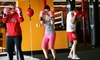 Boxing Inc. East - Broadway-Northeast: $32 for Five Drop-In Boxing Classes and One Personal-Training Session at Boxing Inc. ($115 Value)