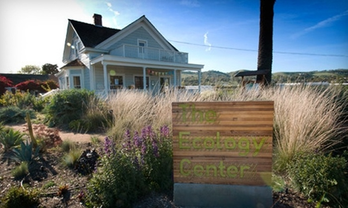 "The Ecology Center - San Juan Capistrano: $12 for One Admission to the ""Basic Needs"" Speaker Series at The Ecology Center"