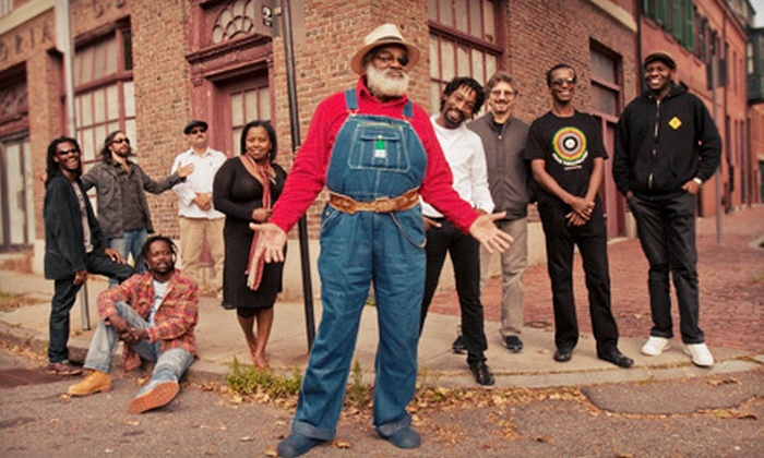 """""""Playing for Change"""" - Clowes Memorial Hall at Butler Arts Center: Two Tickets to See Playing For Change Featuring Grandpa Elliott at Clowes Memorial Hall on February 24 ($89.80 Value)"""
