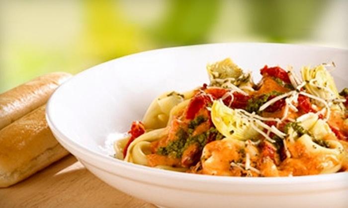 Fazoli's - Multiple Locations: $5 for $10 Worth of Italian Fare at Fazoli's
