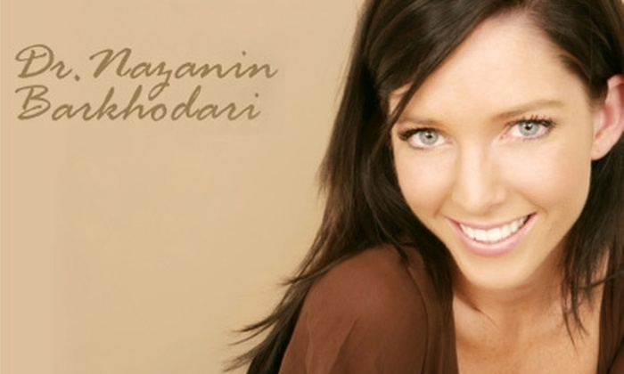 Nazanin Barkhodari, DDS - Cow Hollow: $49 for X-Rays, Consultation, and Teeth Cleaning from Nazanin Barkhodari, DDS ($404 Value)
