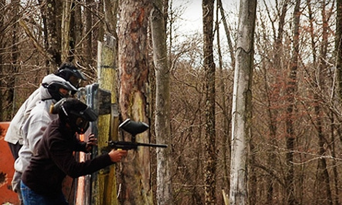 Urban Assault - Multiple Locations: $25 for an Individual Paintball Package at Urban Assault ($50 Value)
