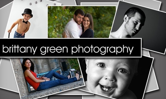 Brittany Green Photography Studio - Shadyside: $85 for a 90-Minute Photography Session at Brittany Green Photography ($175 Value)