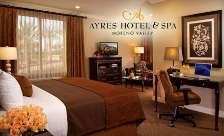 Ayres Hotel & Spa Moreno Valley - Ayres Hotel & Spa Moreno Valley in Moreno Valley