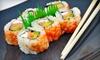 Sushi Fugu - Highland Village: $20 for $40 Worth of Japanese and Asian-Fusion Cuisine at Sushi Fugu in Highland Village