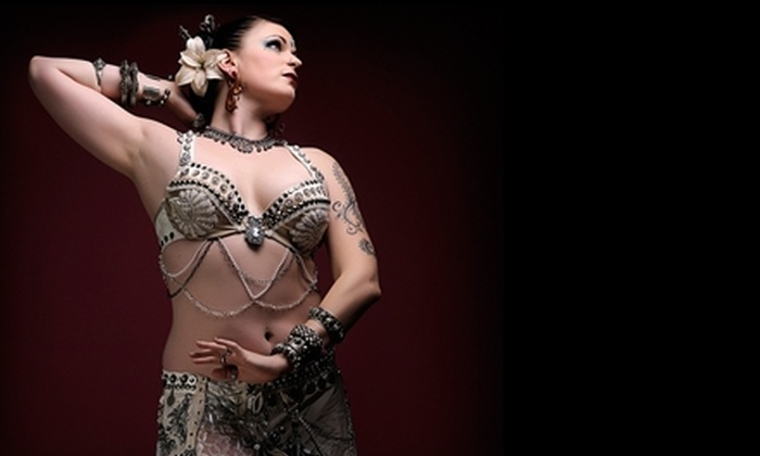 Belladonna Bohemian Belly Dance - Multiple Locations: $20 for Three Belly-Dance Classes at Belladonna Bohemian Belly Dance (Up to $60 Value)
