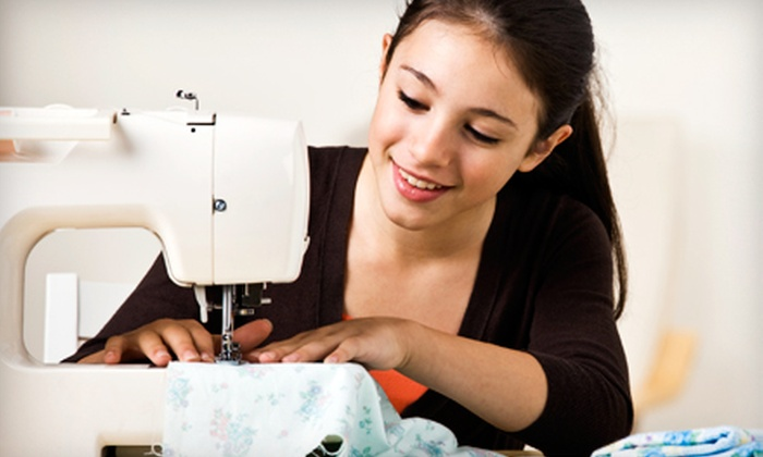 Camp Fashionista - Willow Glen: $20 for a Fashion-Design Class at Camp Fashionista ($45 Value)
