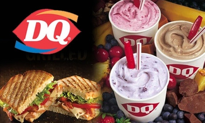 Dairy Queen - Davidson: $5 for $10 Worth of Frozen Treats and More at Dairy Queen in Mooresville