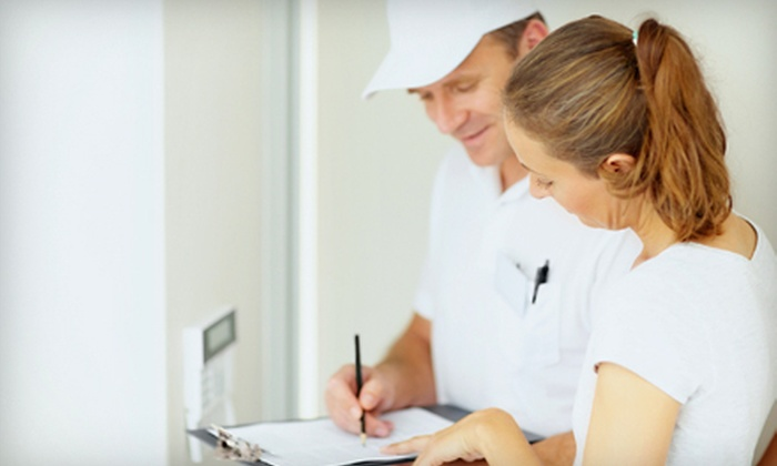 Bryce Security Solutions - Plain City: Basic, Intermediate, or Deluxe Home-Security Package from Bryce Security Solutions (Up to 63% Off)