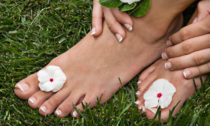 Salon Capri - Rochester: $32 for Mani-Pedi and Paraffin Treatment from Michelle at Salon Capri ($65 Value)