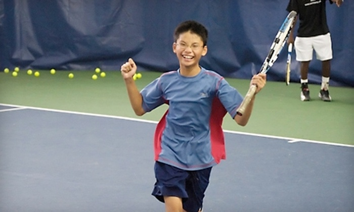 Sportime - Multiple Locations: Group or Private Tennis Lessons at Sportime. Choose from Five Locations.