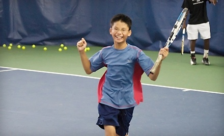 Sportime: Two 90-Minute Group Tennis Lessons at 75 Haskett Drive in Syosset - Sportime in Bethpage