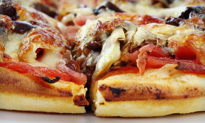 Friend's Pizzeria - Briar Meadow: $20 Worth of Brazilian Pizza, Pasta & Burgers
