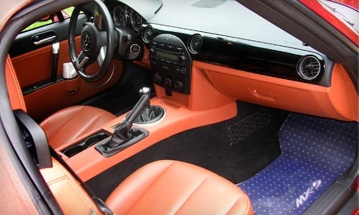Detail Master LLC - Wilmington-Newark: $95 for On-Location Auto Detailing from Detail Master LLC ($245 Value)