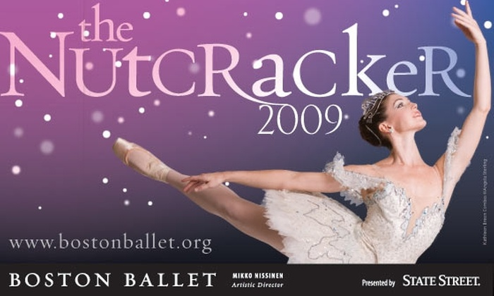 "Boston Ballet - Chinatown / Leather District: $60 Tickets to ""The Nutcracker"" at Boston Ballet—Multiple Nights Available"