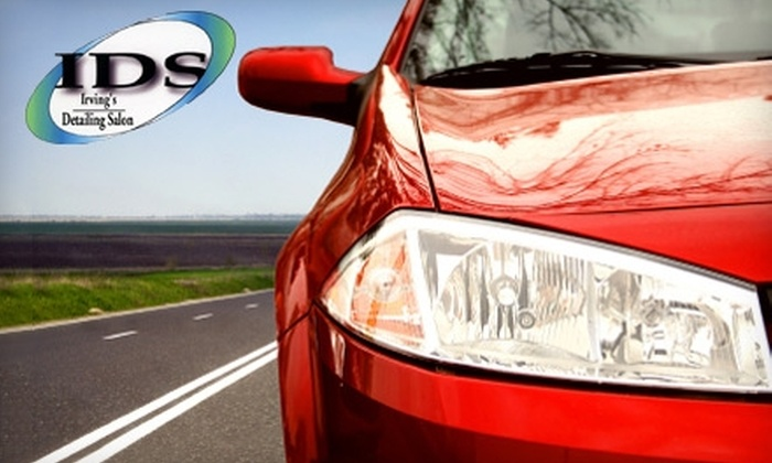 Irving's Detailing Salon - Northwest Virginia Beach: $29 for a Full Service Interior and Exterior Auto Cleaning at Irving's Detailing Salon