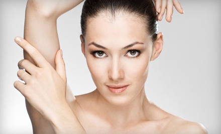6 Laser Hair-Removal Treatments for 1 Small Area - Jardin Bleu Spa in Deerfield Beach