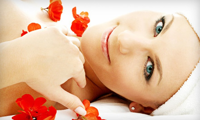 Loving Lotus Center & Spa - Village Square: One or Three Loving Lotus Massages or Signature Facials at Loving Lotus Center & Spa in Coral Springs (Up to 51% Off)