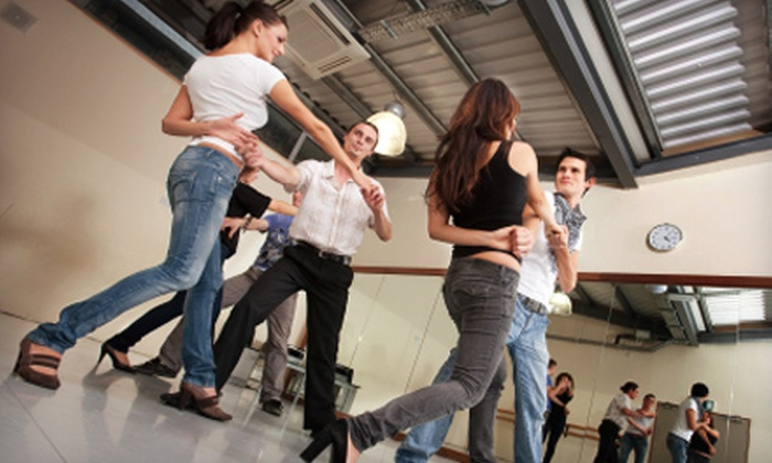 Columbus Dance Centre - Airport: $25 for Popular Social 8 Dance Class Package at Columbus Dance Centre ($69 Value)