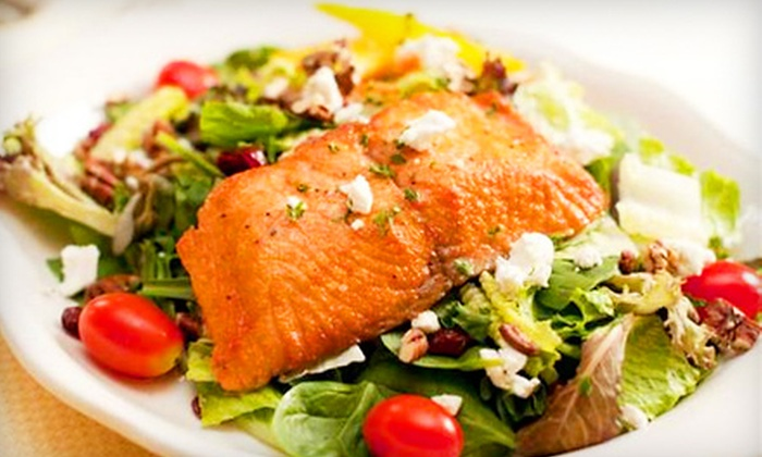 The University Club & Restaurant - Amherst Center: $25 for $50 Worth of Seasonal New England Dinner Fare at The University Club & Restaurant in Amherst
