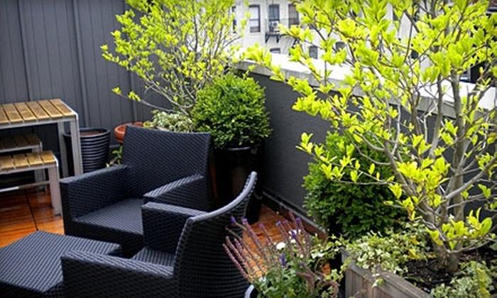 Jeffrey Erb Landscape Design - NoLita: $125 for a One-Hour Consultation from Jeffrey Erb Landscape Design ($250 Value)