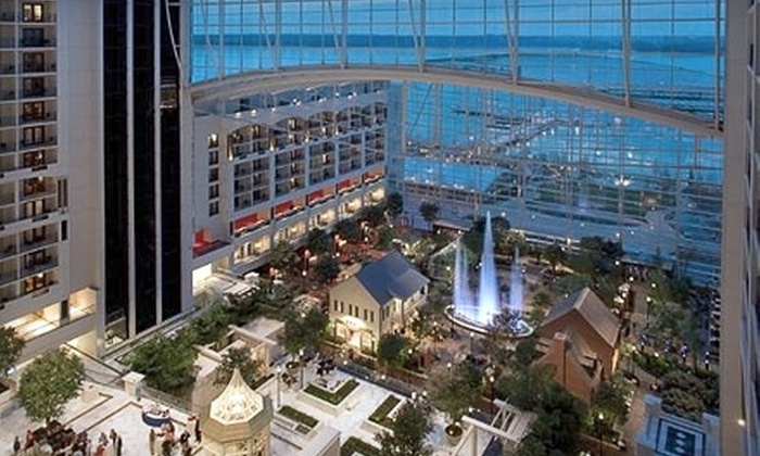 Gaylord National Resort - National Harbor: $239 for an Overnight Stay in a One-Bedroom Executive Suite at Gaylord National Resort (Up to $600 Value)