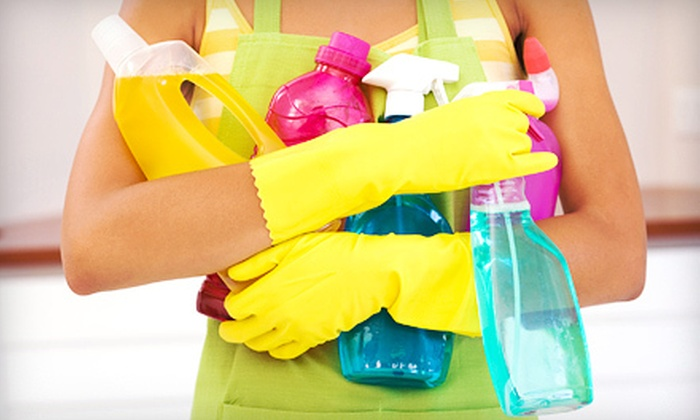 #1 Ladies Cleaning Services - DUMMY ADDRESS: One, Two, Three, or Four Three-Hour Housecleaning Sessions from #1 Ladies Cleaning Services (Up to 65% Off)