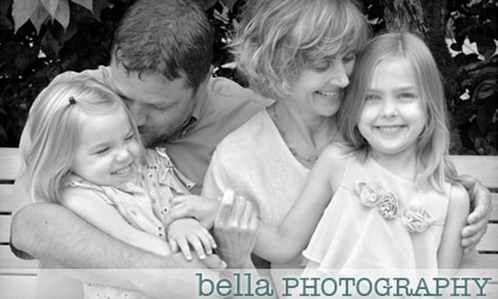 Bella Photography - Snoqualmie: Photography Session, DVD Slideshow, and Prints from Bella Photography. Choose from Three Options.