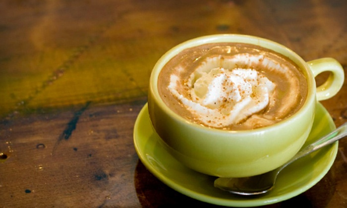 Ground Up - Mayfield,Ventura,College Terrace: $15 for Four Drinks and Four Pastries at Ground Up in Palo Alto (Up to $35 Value)