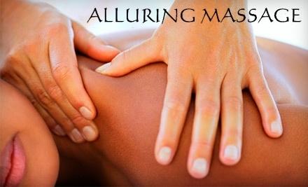 Alluring Massage - Alluring Massage in Jonesboro