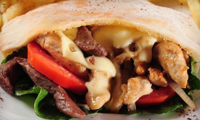 Banura 1 Restaurant - Augusta - New Augusta: $15 for $30 Worth of Authentic Greek Fare at Banura 1 Restaurant