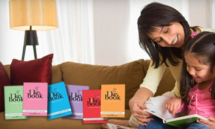 "The I Like Book: $12 for One ""I Like Book"" Including Shipping from The I Like Book ($24.95 Value)"