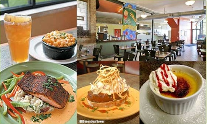 CJ's Eatery - Humboldt Park: $20 for $40 Voucher at CJ's Eatery
