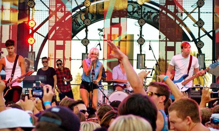 Pacific Festival - Silverado: $75 for One VIP Ticket to the Pacific Festival on August 13 in Silverado ($150 Value)