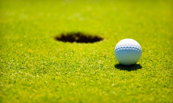 Eagles View Golf Course - Murray River: $49 for Five Nine-Hole Rounds at Eagles View Golf Course in Murray River ($108.20 Value)