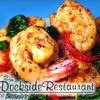 52% Off Fare at Dockside Restaurant