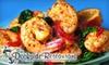 Dockside Restaurant - South Hadley: $12 for $25 Worth of Regional American Fare at Dockside Restaurant