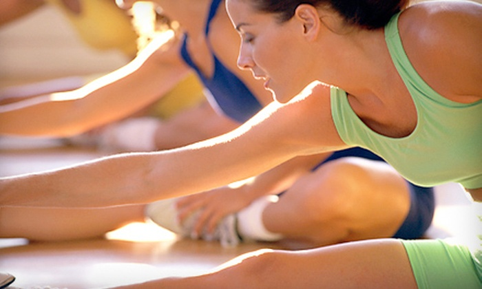 Steve Nash Fitness World & Sports Club - Victoria: $19 for One Month of Unlimited Fitness Classes and Gym Access at Steve Nash Fitness World ($100 Value)