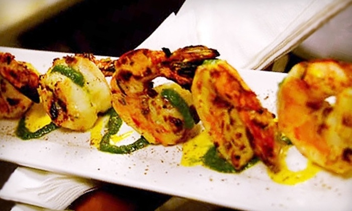 259 Host - Toronto: $25 for $50 Worth of Upscale Indian Fare and Drinks at 259 Host